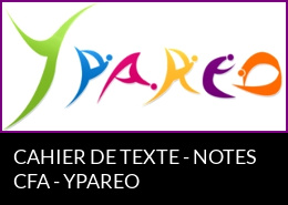Cahier de texte - Notes - Ypareo